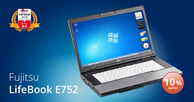Deal der Woche: Das Fujitsu LifeBook E752