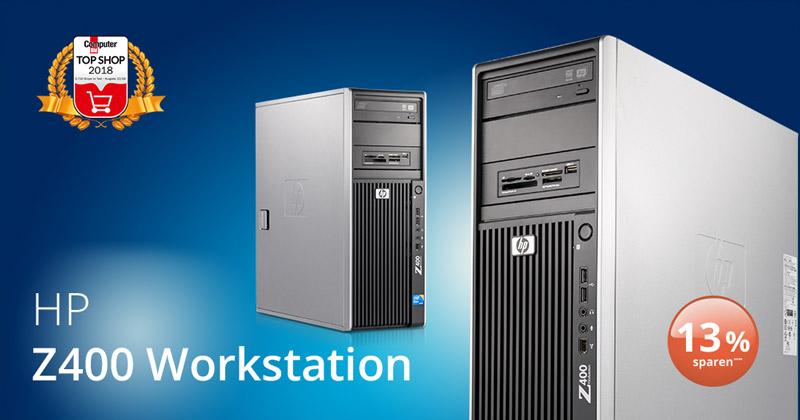 Deal der Woche: die Z400 Workstation von HP