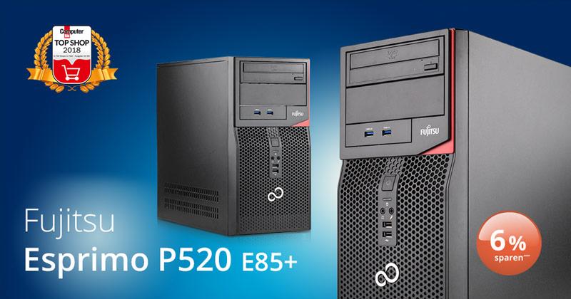 Deal der Woche: der Business-PC Fujitsu Esprimo P520 E85+