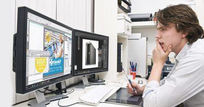 Beitragsbild für den Artikel über die vier größten Irrtümer bei der Zusammenstellung eines Computers für die Bildbearbeitung