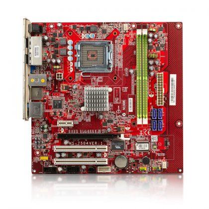 Auf jedem Motherboard fest verlötet - der BIOS / UEFI Chip