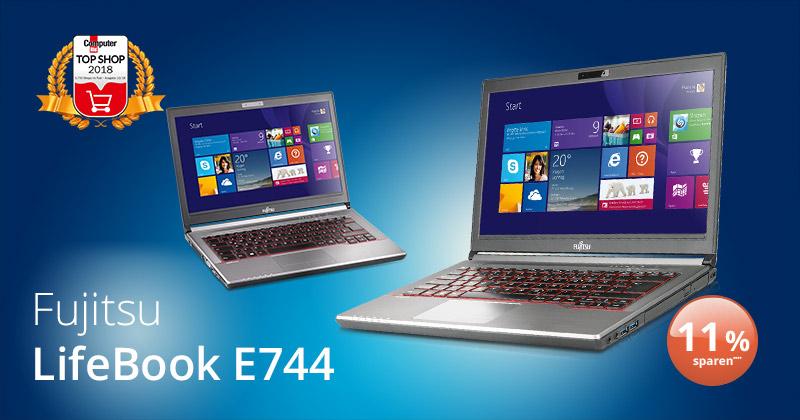 Deal der Woche: das beliebte Fujitsu Lifebook E744