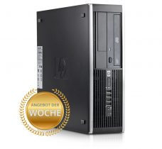 Bild des hp compaq elite 8100 sff mit windows 10