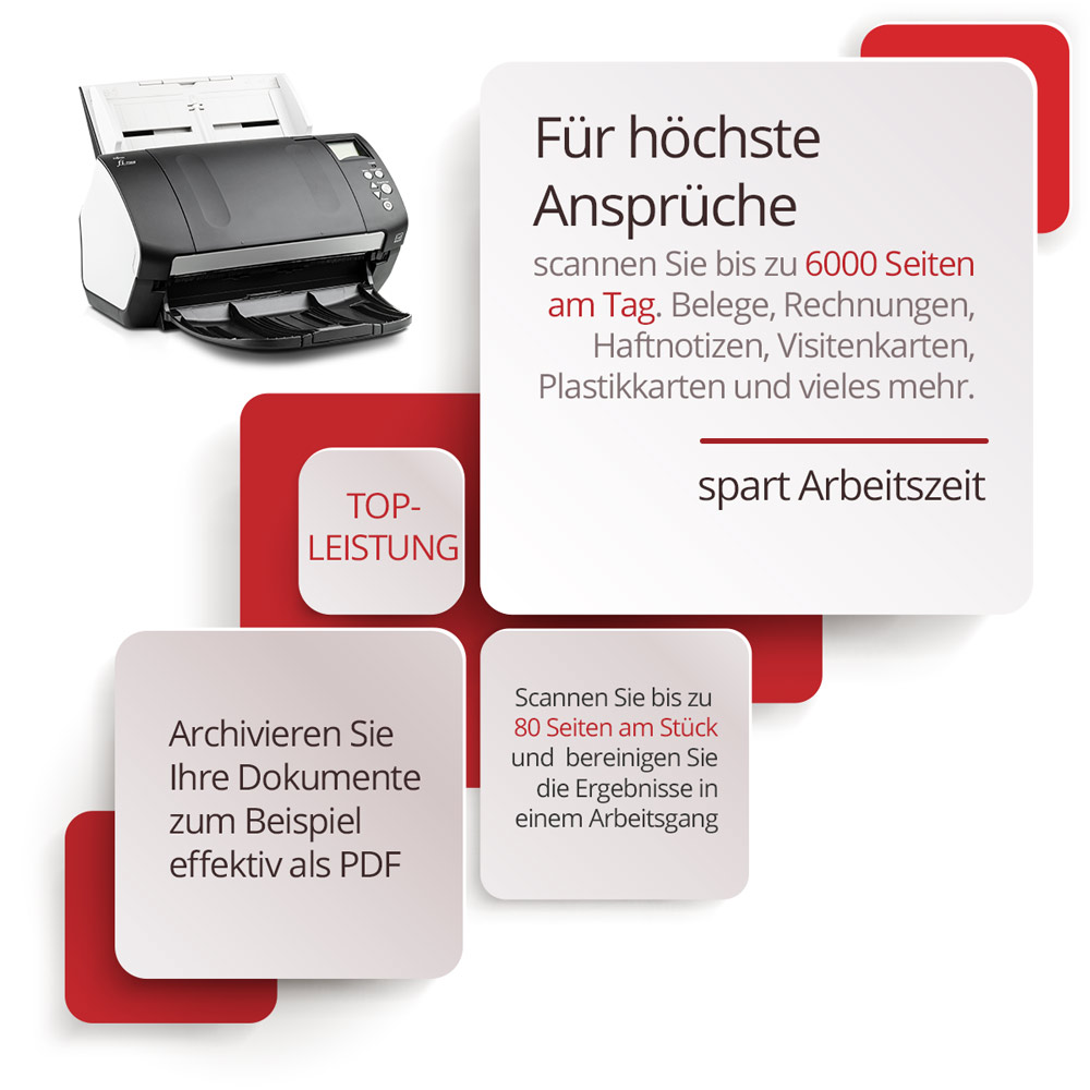 Der Bemerkenswerte Fujitsu Fi 7160 Dokumentenscanner Im Test