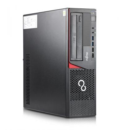 Günstige Spitzen-IT wie sie im Buche steht. Der Fujitsu Esprimo E920 E90+SFF PC