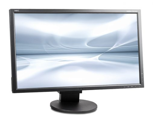 Gebrauchte, günstige Spitzen-IT vom Fachmann. Der Nec Multisnyc EA275EWMi Monitor ist ein nahezu perfekter Allrounder für Ihr Büro