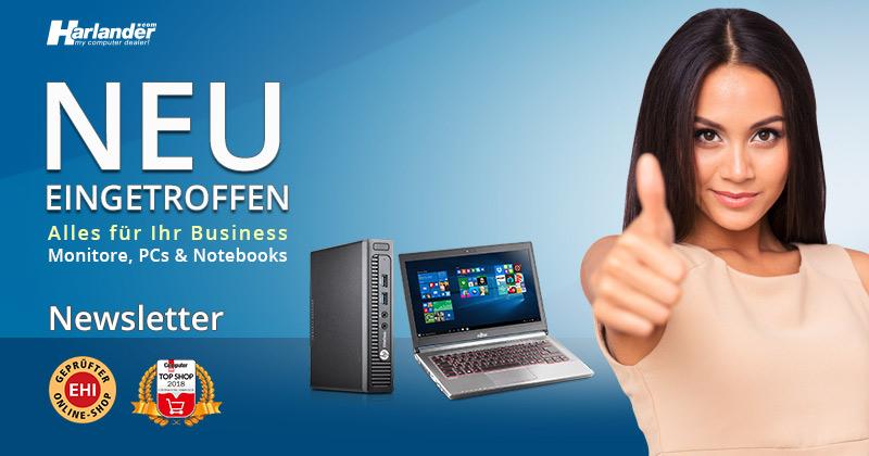 Für Ihr Business – PCs, Notebooks, Monitore -Newsletter 346