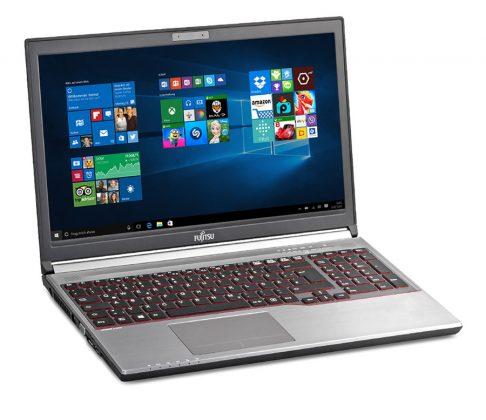 Entdecken Sie das Fujitsu Lifebook E754 - Jetzt reduziert
