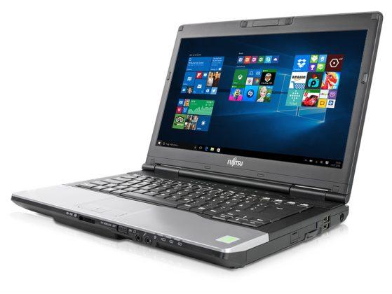 Gebrauchte Computer mit Gewährleistung müssen nicht teuer sein. Das Lifebook S752 überzeigt mit solider Leistung zu einem vernünftigen Preis.