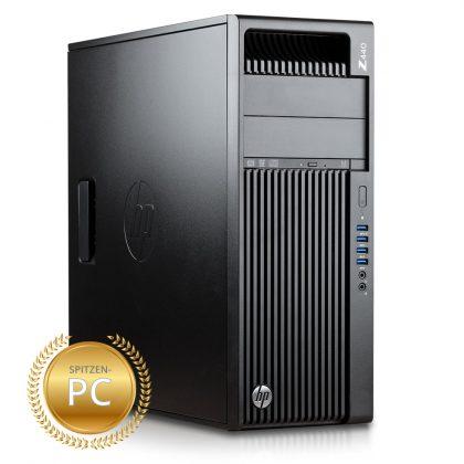 Die HP Z440 Workstation mit 32 GB für nur 900 Euro!