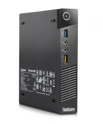 Gebrauchte Hardware von Lenovo - der Mini-PC Thinkcentre M93p Tiny