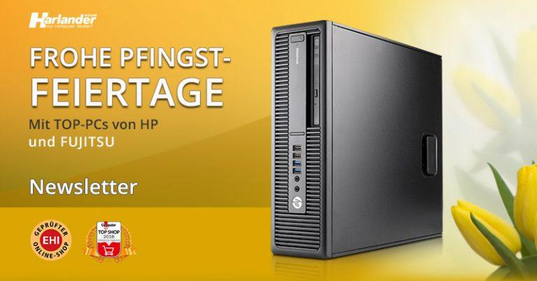 Gebrauchte PCs zum kleinsten Preis. So günstig kann Qualität sein!