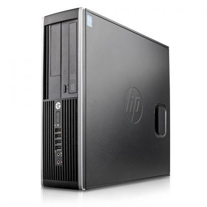 Gebrauchte PCs enorm günstig! Der HP 8300 Elite SFF PC.