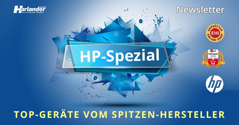HP Spezial bei Harlander.com! Newsletter 361