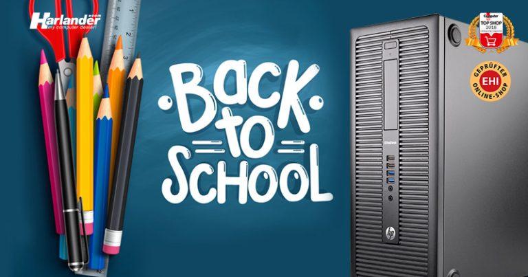 Gebrauchte Computer mit Gewährleistung sind ideal geeignet für Shcüler und Studenten!