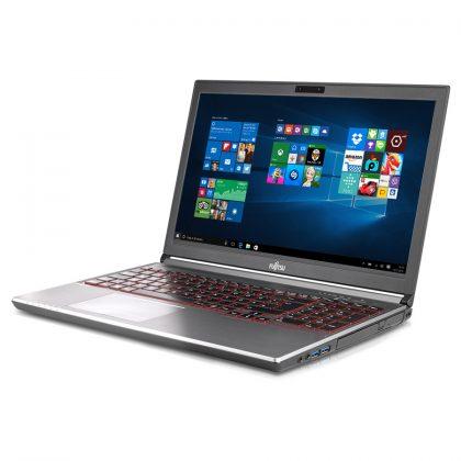 Hiochauflösend, leistungsstark aber günstig. Das Fujitsu LifeBook E756
