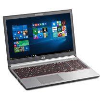 Für Unternehmen konzipiert - das Fujitsu Lifebook E754 das