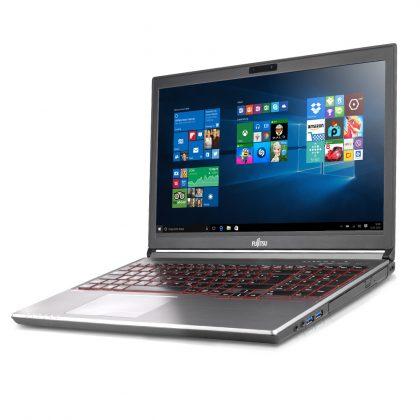 Unternehmen setzen auf Business-Notebooks der Oberklasse. Wie dem Fujitsu Lifebook E754