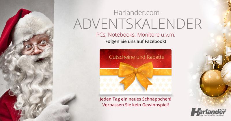 Geschützt: Gewinnspiel zu Weihnachten – Top-Monitor von NEC bei Harlander.com gewinnen