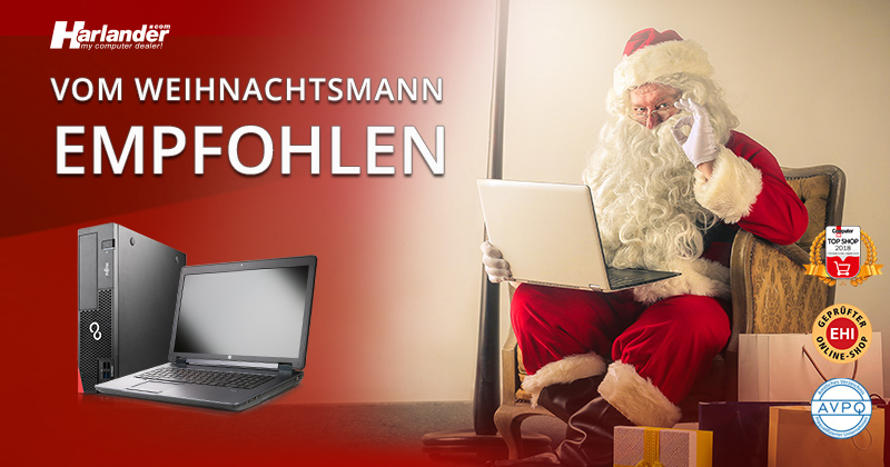Preiswerte Notebooks & PCs zu Weihnachten –  Newsletter 376