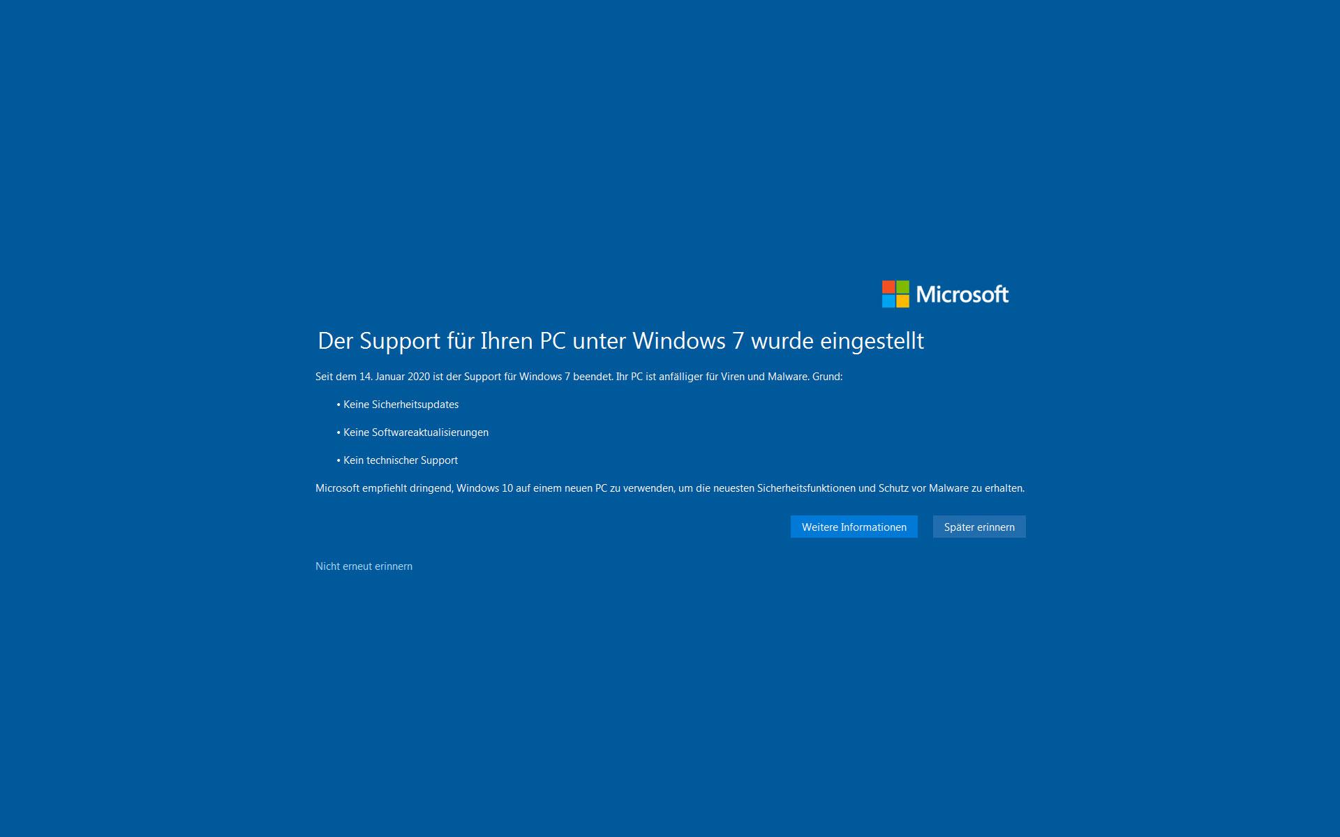 Ihr Windows System Ist Beschädigt Windows 7
