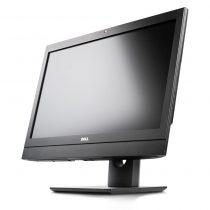 Ein typischer All-in-One PC vereint alle Computer-komponenten in einem Monitor