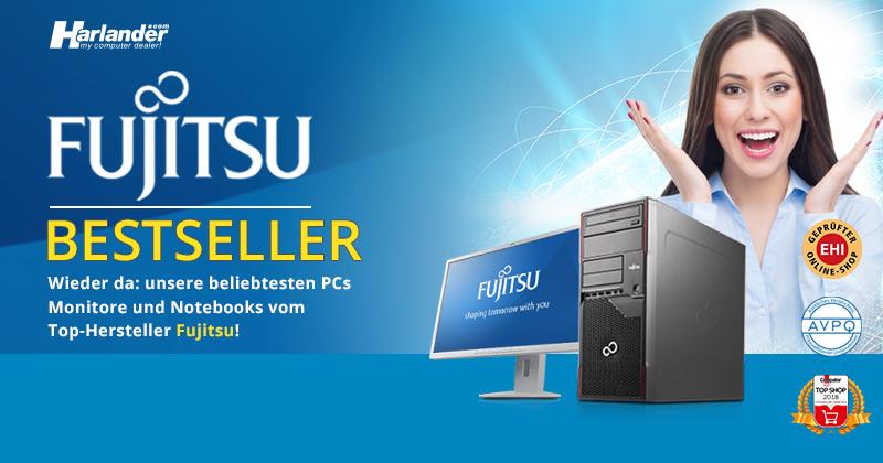 Unsere Bestseller von Fujitsu – Newsletter 384