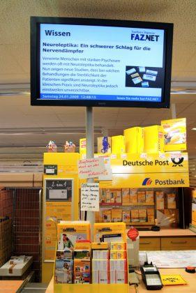Abseits des typsichen Einsatzes im Business-Umfeld : Mini-PC im Digital-Signage Einsatz
