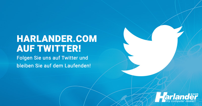 Harlander.com auf Twitter – Schauen Sie mal rein!