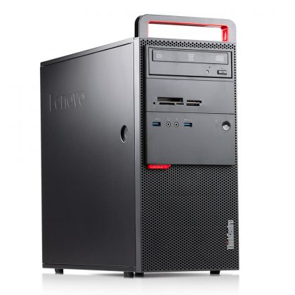 Mit einem gebrauchten Business-PC wie dem ThinkCentre M800 erhalten Sie viel Leistung für wenig Geld.