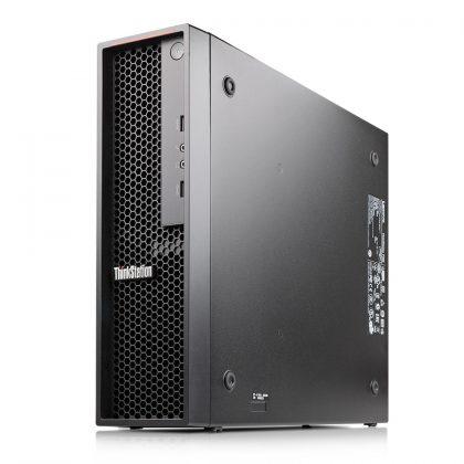 Business-PCs und Workstations sind gebraucht ein echtes Shcnäppchen. Wie die ThinkStation P300 von Lenovo!