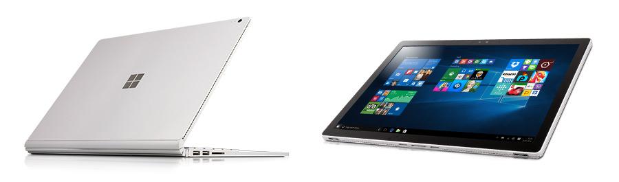 Das Surface Book 1 von Microsoft können Sie gebraucht und günstig bei Harlander.com kaufen.