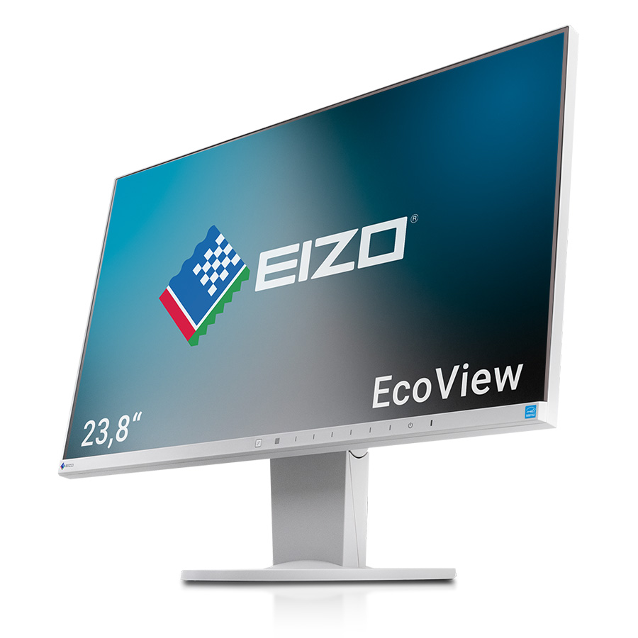 Gebrauchter Monitor für das Büro von Eizo - auch große Stückzahlen sind lieferbar