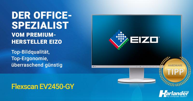 Gebrauchter Monitor vom Premium-Hersteller Eizo erstaunlich günstig. Auch in großen Stückzahlen lieferbar