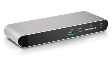 Thunderbolt 3 Docking Station für Mac und PC kaufen