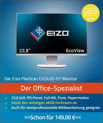 Eizo Flexscan EV2450 Monitor - gebraucht im Angebot
