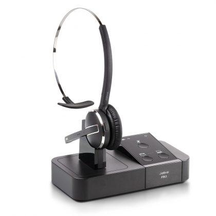 gebrauchtes Profi-Headset im Angebot. Das Jabra Pro 9450 mono