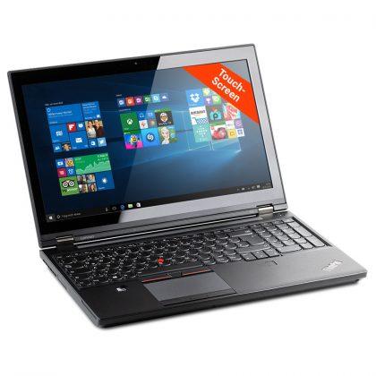 Gerbrauchte ThinkPads zu günstigen Preisen gibt es bei Harlander.com