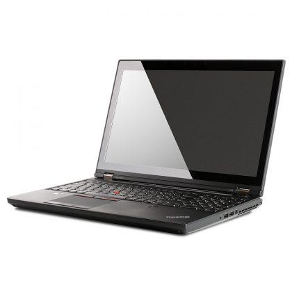 Gebrauchte mobile Workstations und Laptops von Lenovo gibt es bei Harlander.com