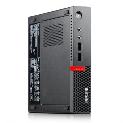 aus der Mini-PC Serie von Lenovo: der ThinkCentre M710q Tiny PC. Jetzt günstig gebraucht / refurbished kaufen.