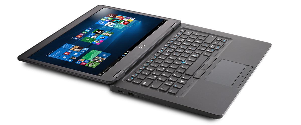Gebrauchte Notebooks für Büro, Home-Office oder Schule: das Dell Latitude 5490 jetzt bei Harlander.com