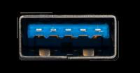 Schneller USB Typ A 3.1 Anschluss
