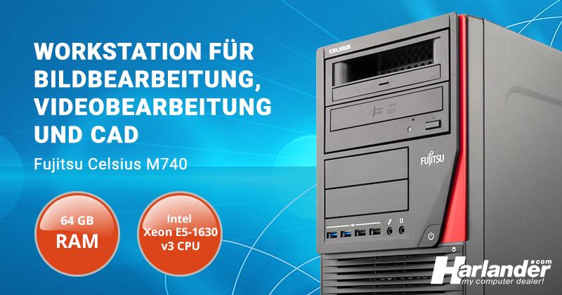 PC und Workstation für Photoshop, Videoschnitt und CAD günstig kaufen