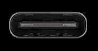 Moderner USB Standard. Ist einer der PC Anschlüsse der sich auch zur Verbindung eines Monitors mit einem PC / Notebook eignet.