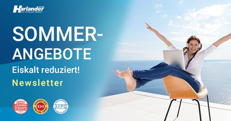Sommerangebote – PCs eiskalt reduziert- Newsletter 442